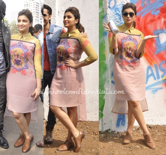 parineeti-chopra-nida-mahmood-kill-dil-promotions
