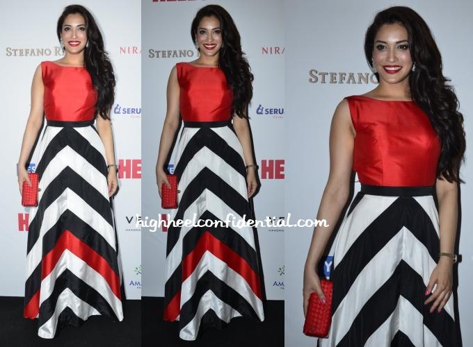 rashmi-nigam-rajat-tangri-hello-hall-fame-awards-2014