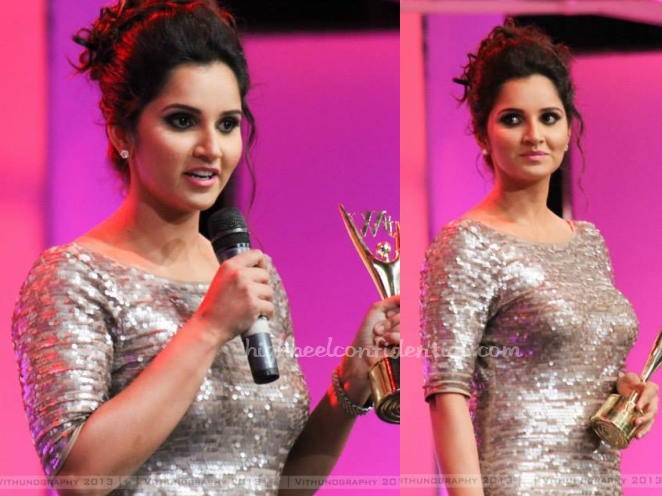 sania-mirza-bcbg-jfw-awards-2014-1