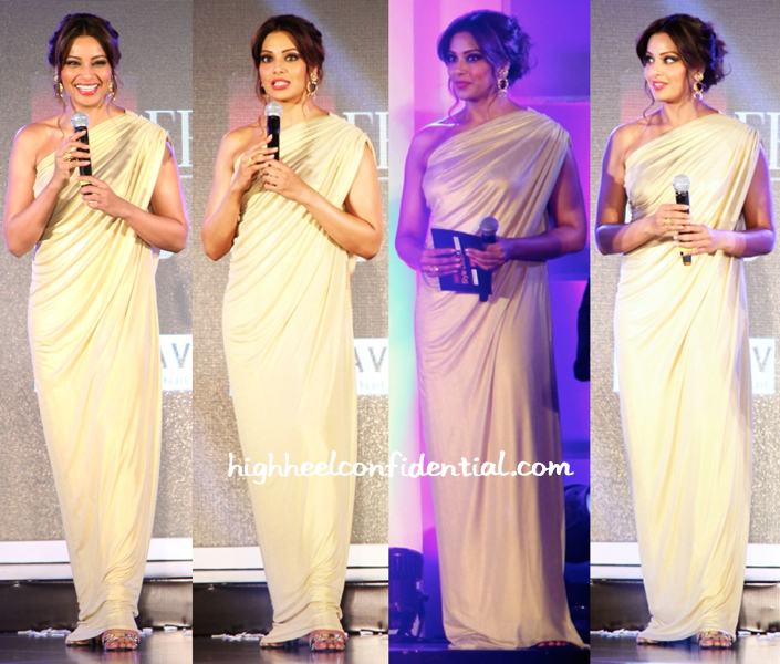 Bipasha Basu In Vineti Bolaki At Femina Style Diva 2014-1