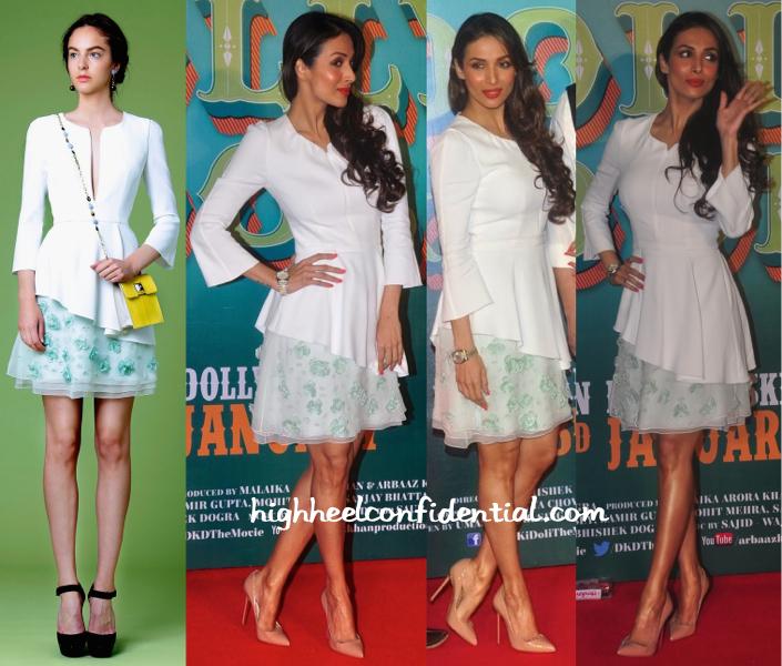 Malaika Arora Khan In Andrew Gn At 'Dolly Ki Doli' Trailer Launch-1