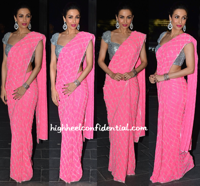 Malaika Arora Khan Shirin Morani-Uday Singh Wedding Reception