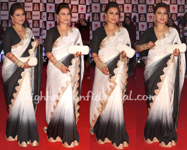 Rani Mukherjee At 'Aap ki Adalat' 21 Years Celebration Event-2