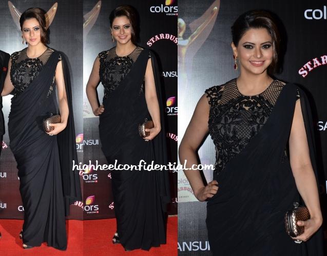 aamna-sharif-sonaakshi-raaj-stardust-awards-2014