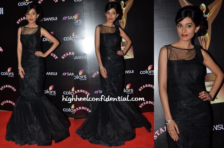 amrita-rao-Schon-Sakshee-Pradhan-araaya-stardust-awards-2014