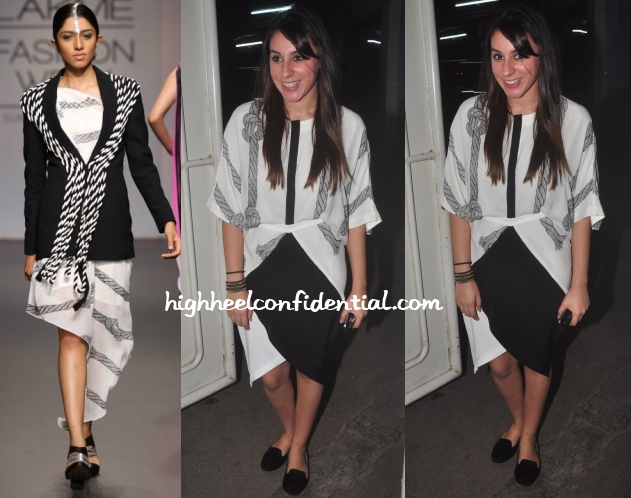 anindita-nayar-urvashi-joneja-action-jackson-screening