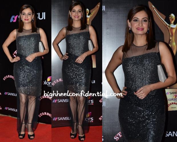 dia-mirza-rohit-gandhi-rahul-khanna-stardust-awards-2014
