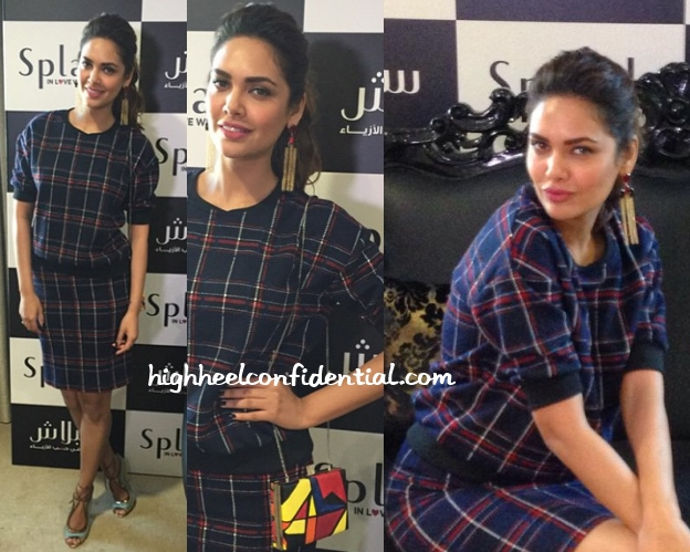 esha-gupta-splash-press-meet-maithili-kabre