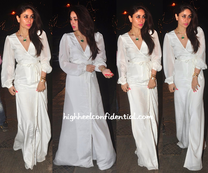 kareena kapoor khan at christmas bash