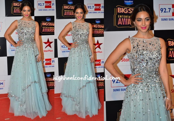 kiara-advani-papa-dont-preach-big-star-awards-2014