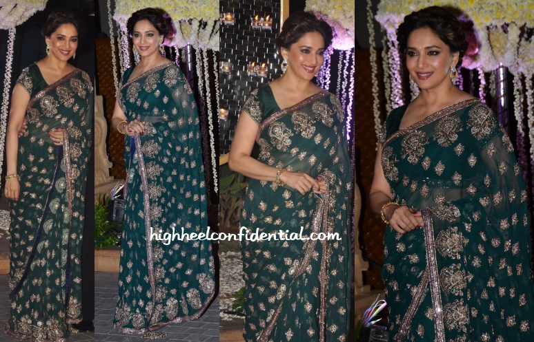 madhuri-dixit-manish-malhotra-riddhi-tejas-wedding-reception