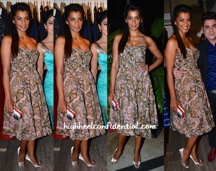 mugdha godse at Rajat Tangri's Preview at Atosa