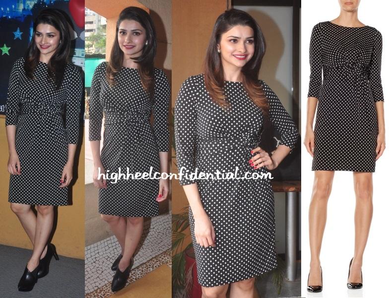 prachi-desai-nye-press-meet-limited-polka-dot-dress