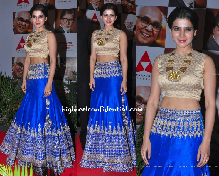 samantha-anita-dongre-anr-awards-2014