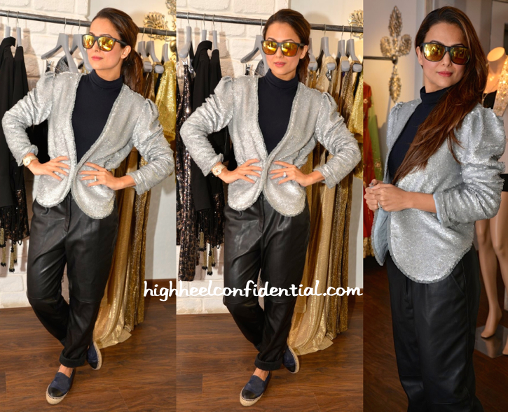 seema khan collection launch-amrita arora