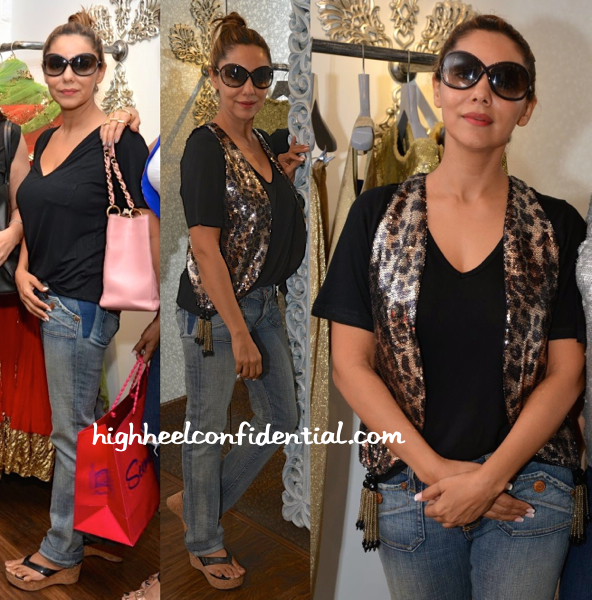 seema khan collection launch-gauri khan