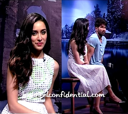 shraddha-kapoor-carven-haider-promotions