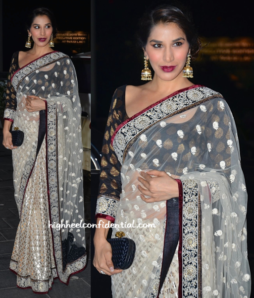 sophie choudry at At Shirin Morani-Uday Singh Wedding Reception