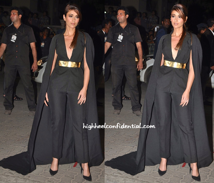 Ileana D'Cruz at Filmfare Awards 2015-1