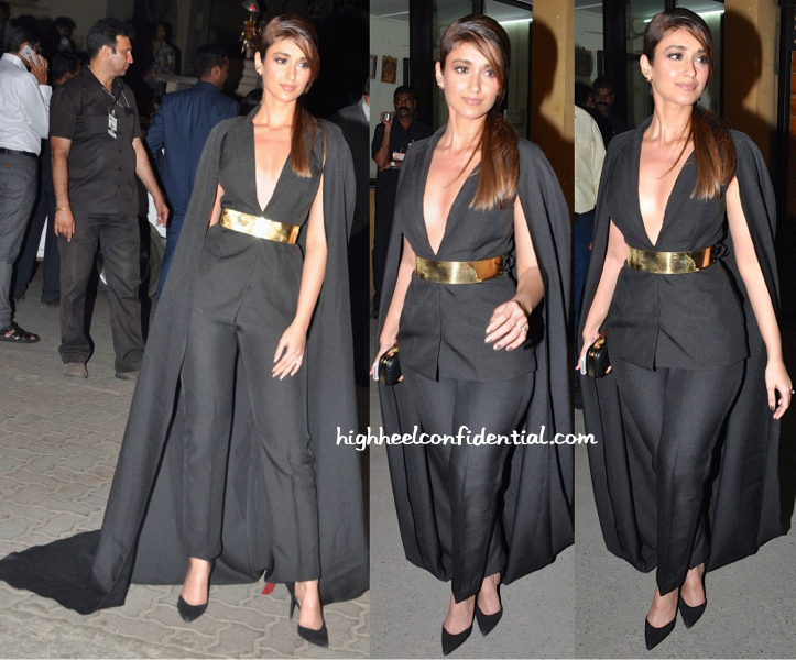Ileana D'Cruz at Filmfare Awards 2015-2