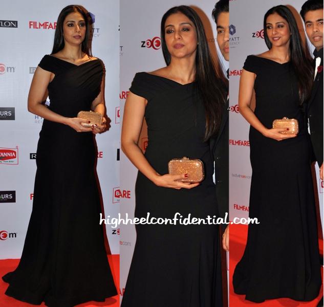 Tabu At Filmfare Pre-Awards Party 2015-2