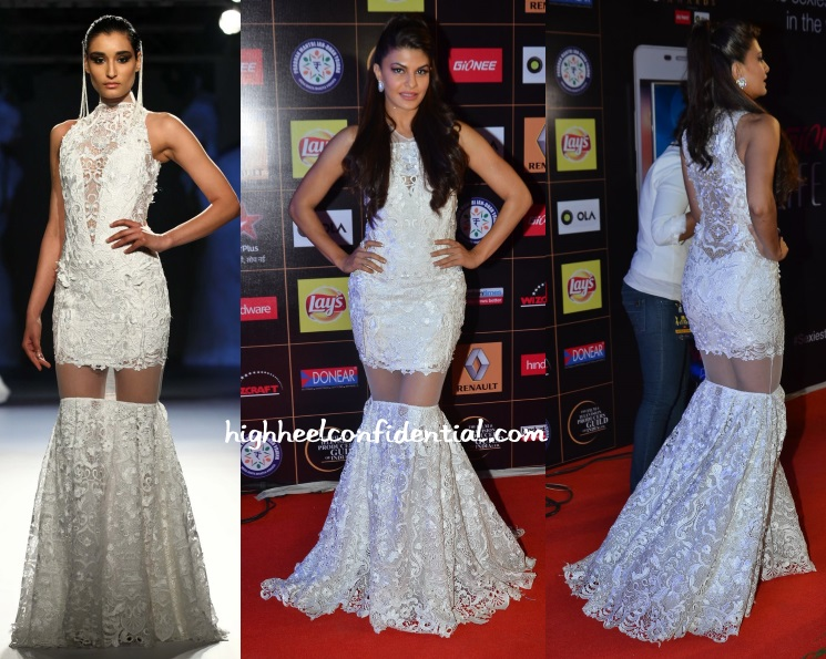 jacqueline-fernandez-gaurav-gupta-couture-star-guild-awards-2015