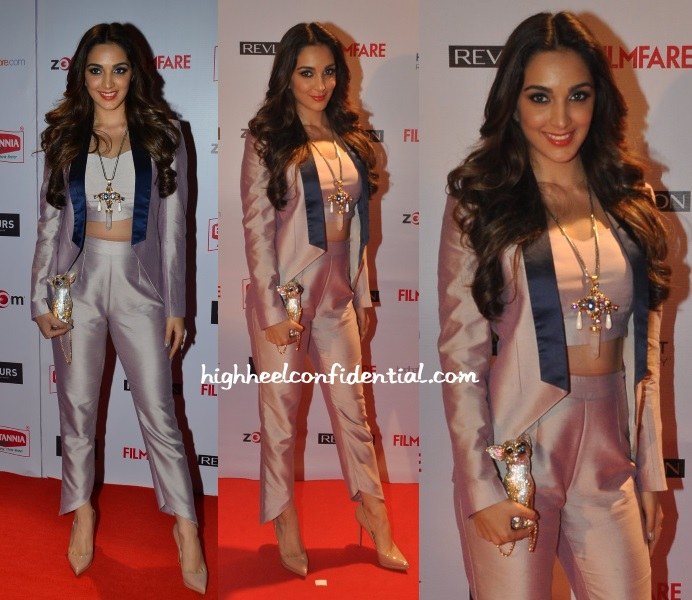 kiara-advani-circus-filmfare-pre-awards-2015