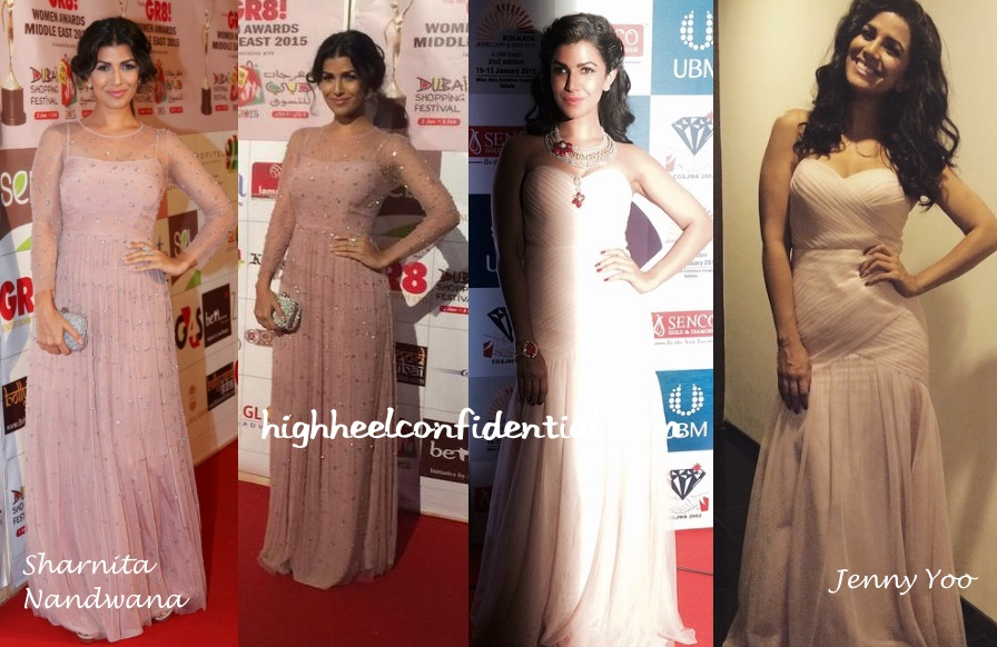 nimrat-kaur-sharnita-nandwana-jenny-yoo-gr8-awards-kolkata-jewellery-fair