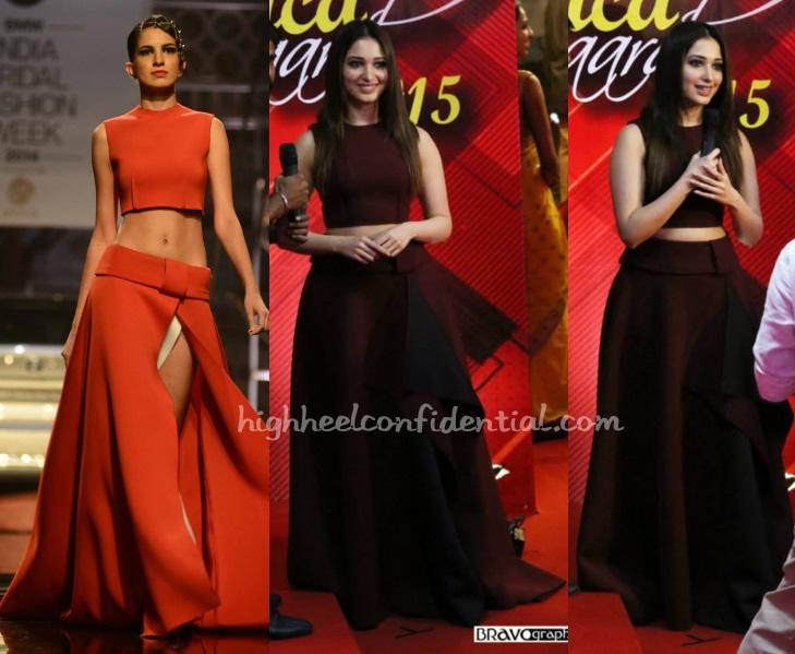 tamannaah-gauri-nainika-sica-awards-2015-1