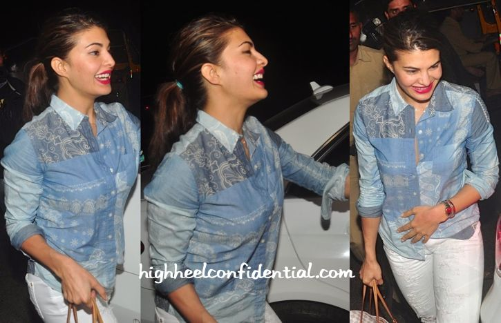 Jacqueline Fernandez In Ralph Lauren, Tod's And Louis Vuitton At Zoya Akhtar's Birthday Do-1