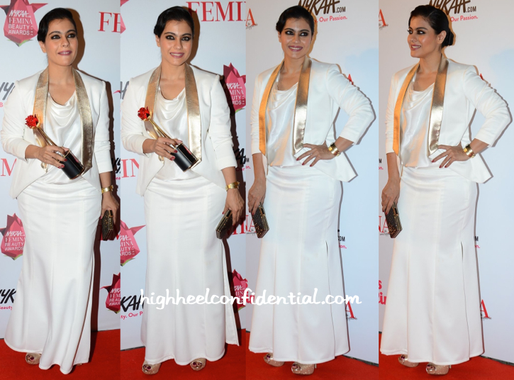 Kajol At Femina Beauty Awards 2015-1