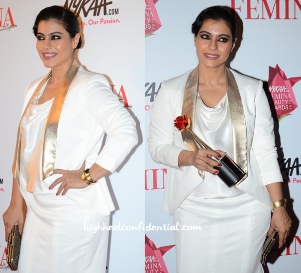 Kajol At Femina Beauty Awards 2015-2
