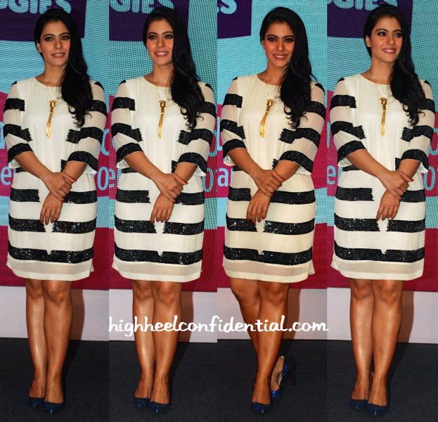 Kajol In Huemn At Huggies Event-1