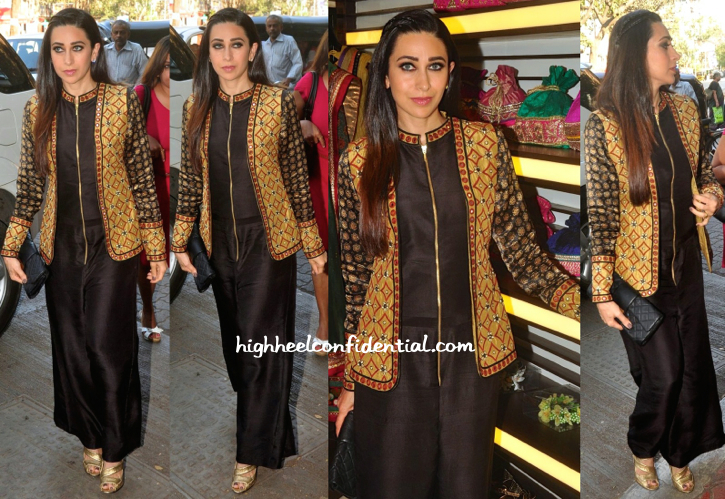 Karisma Kapoor At Anjali Jani Store Launch-1