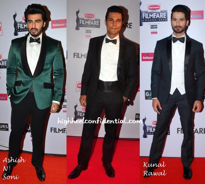 arjun-randeep-shahid-ali-filmfare-awards-2015