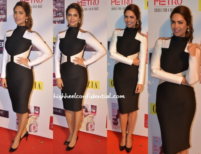 esha-gupta-shivan-narresh-grazia-model-hunt-2015