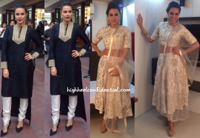 neha-dhupia-payal-singha-goenka-wedding-vadodra