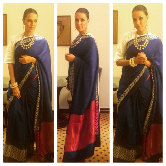 neha-dhupia-raw-mango-chaudhary-wedding-1