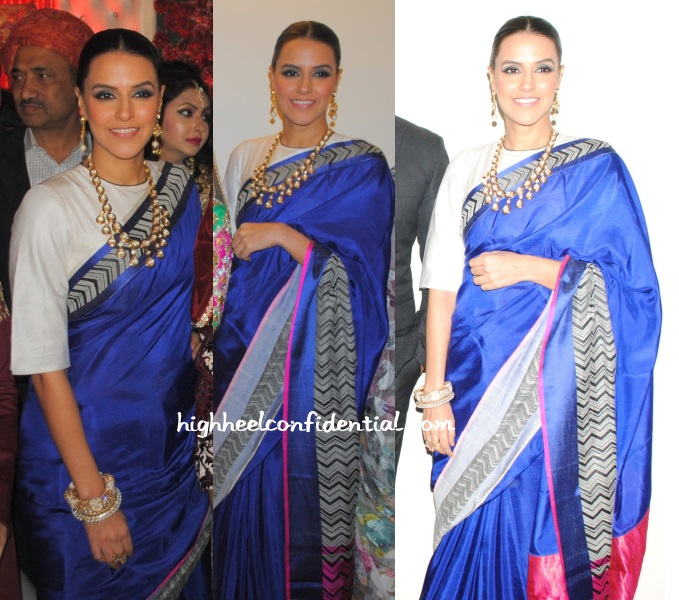 neha-dhupia-raw-mango-chaudhary-wedding