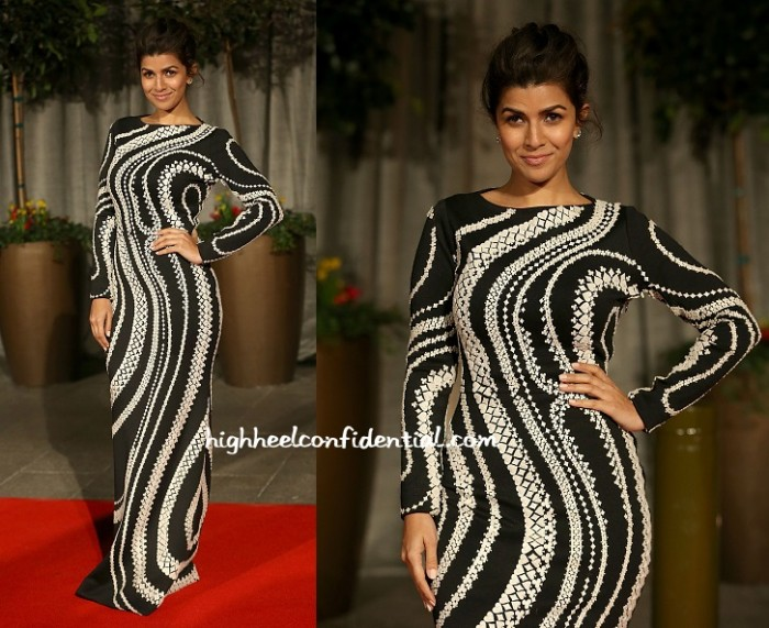 nimrat-kaur-bafta-awards-2015-after-party-pankaj-nidhi