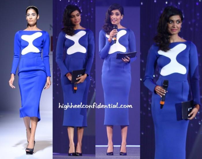 sarah-jane-dias-gauri-nainika-bmw-i8-launch