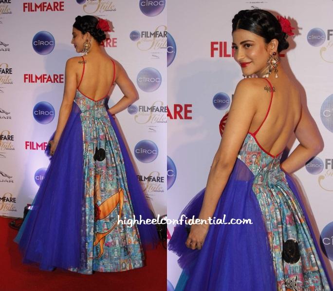 shruti-haasan-kristy-da-cunha-filmfare-glamour-style-awards-2015-1