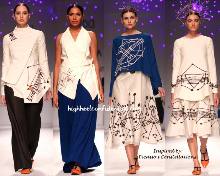 AIFW A:W 2015- Taika By Poonam Bhagat-1