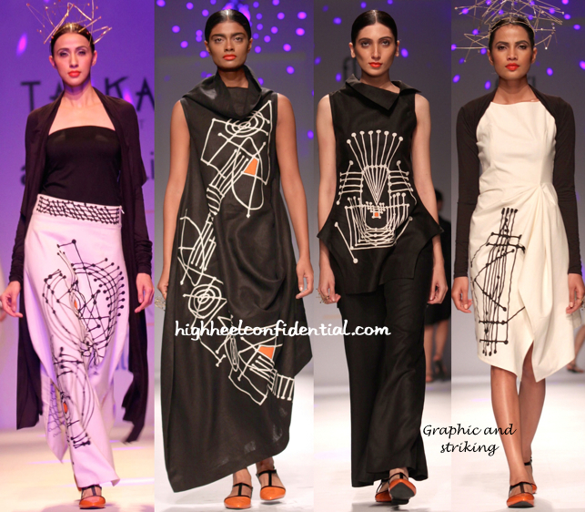AIFW A:W 2015- Taika By Poonam Bhagat-3
