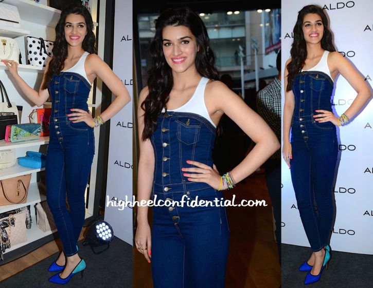 Kriti Sanon At Aldo Spring 15 Collection Launch-1