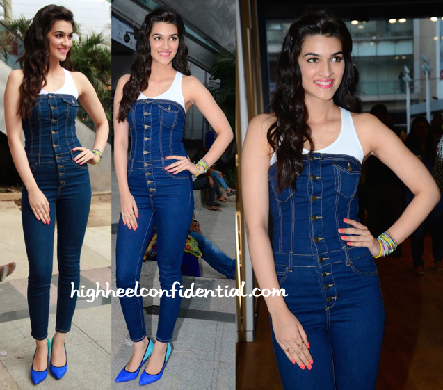 Kriti Sanon At Aldo Spring 15 Collection Launch-2