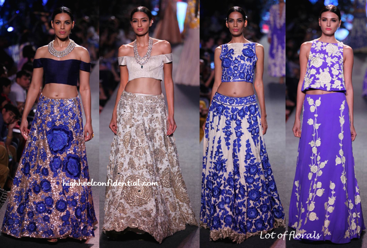 LFW Resort 2015- Manish Malhotra-1