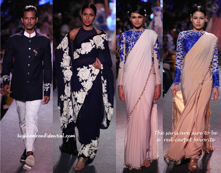 LFW Resort 2015- Manish Malhotra-3