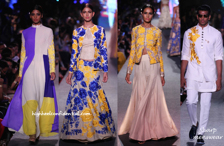 LFW Resort 2015- Manish Malhotra-4