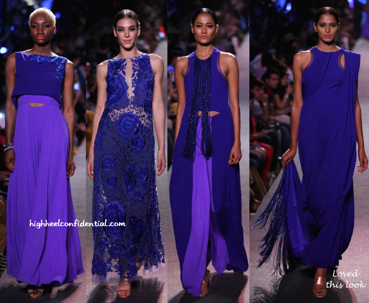 LFW Resort 2015- Manish Malhotra-6